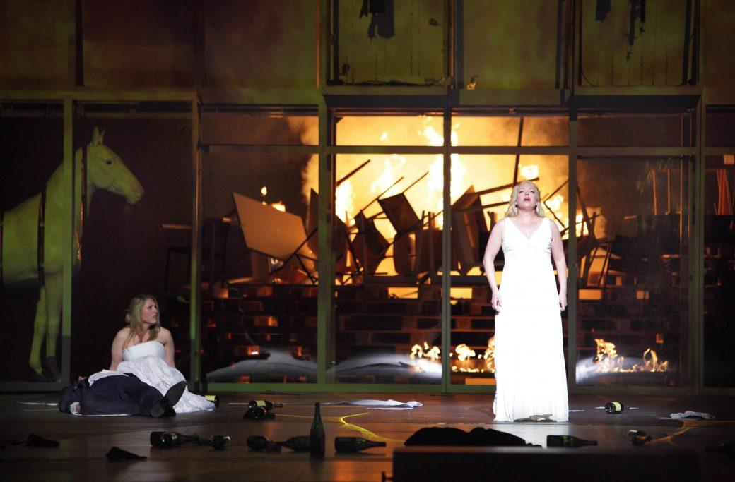 Götterdämmerung; Bayerische Staatsoper; Kirill Petrenko; Nina Stemme; Richard Wagner; Der Ring des Nibelungen; BSOGötterdämmerung; BSOFestspiele; BSO Götterdämmerung