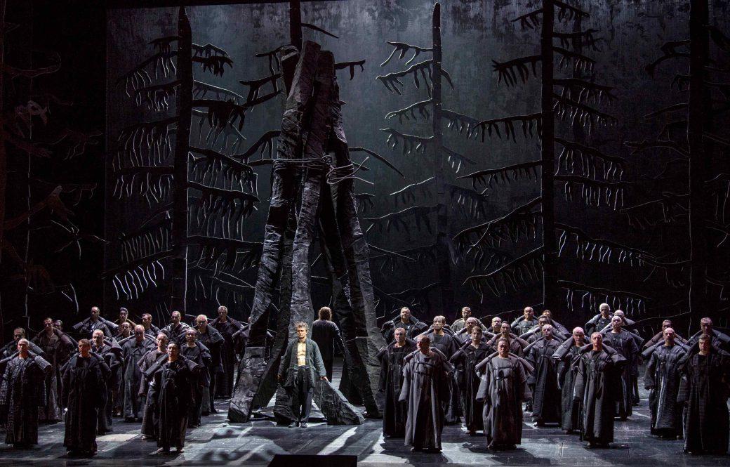 Parsifal, Richard Wagner, BSOParsifal, Jonas Kaufmann, Kirill Petrenko, Nina Stemme, René Pape, Georg Baselitz, Bayerische Staatsoper, Muncher Opernfestspiele