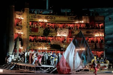Nabucco, Arena di Verona, Giuseppe Verdi, nabucco arena, Rebeka Lokhar, Luciano Ganci