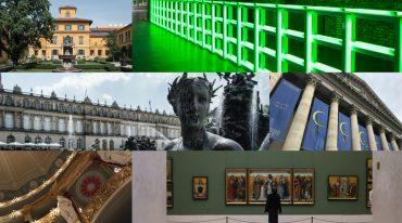 Monaco, Monaco di Baviera, Baviera, Herrenchiemsee, Bayerische Staatsoper, Lenbachhaus, Kunstareal, Alte Pinakothek, Glyptothek, Monaco e la Baviera, Munich, Munchen