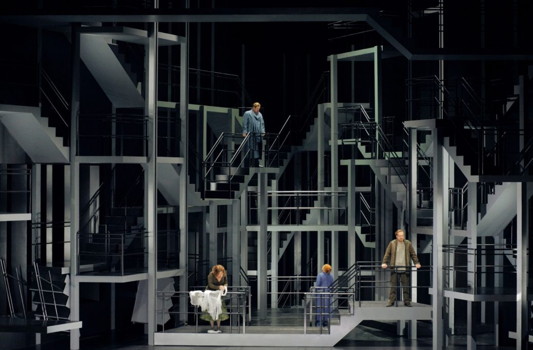 Tristan und Isolde, Richard Wagner, Bayreuther Festspiele, Bayreuth 2018, Tristano e Isotta, Wagner, Katharina Wagner, Christian Thielemann