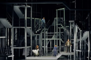 Tristan und Isolde, Richard Wagner, Bayreuther Festspiele, Bayreuth 2018, Tristano e Isotta, Wagner, Katharina Wagner, Christian Thielemann