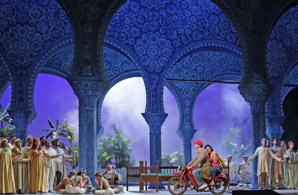 Teatro alla Scala, Accademia della Scala, Milano, Alì Babà, Alì Babà e i quaranta ladroni, Luigi Cherubini