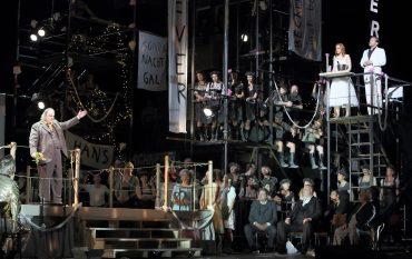 BSOMeistersinger; Bayerische Staatsoper; Nationaltheater, Richard Wagner; Meistersinger; Richard Wagner