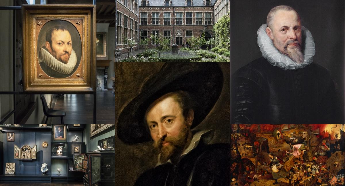 Rubenshuis, Planti-Moretus Museum, Snijders&Rockoxhuis, Rockox huis, Museum Mayer van den Bergh, Anversa, Antwerp, Flanders, Fiandre, Rubens,