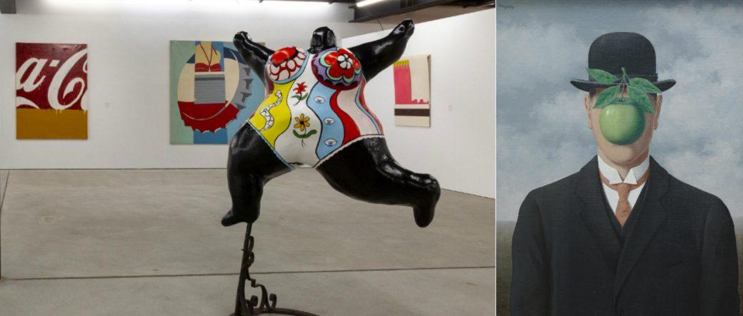 Lugano, LAC, Masi Lugano, Masil, Collezione Olgiati, Spazio -1, Magritte, René Magritte, How Evil Is Pop Art, Nouveau Réalisme,