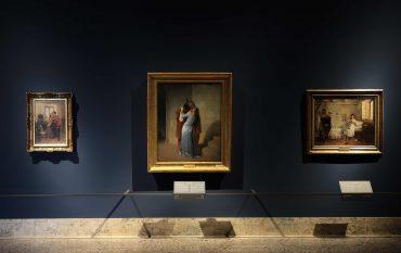 Brera, Pinacoteca di Brera, Settimo dialogo, Milano, Hayez, Il Bacio, Brera, Ottocento