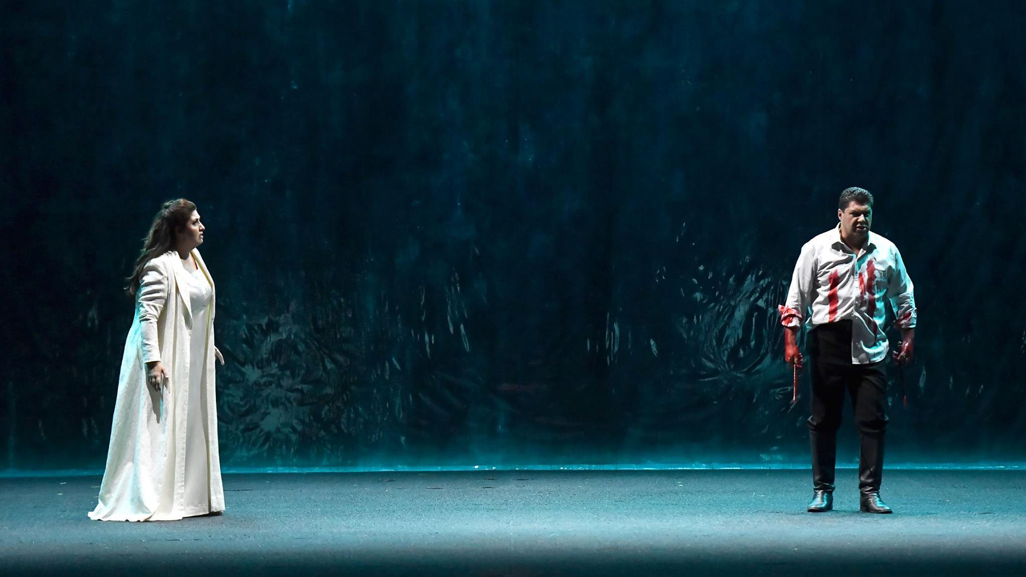 Macbeth, Teatro Regio, Parma, Festival Verdi, Giuseppe Verdi, Daniele Abbado, Luca Salsi, Anna Pirozzi, Opera