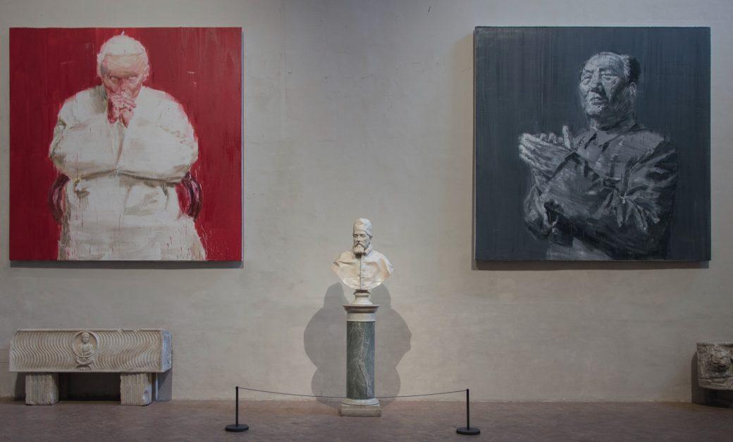 Eco e Narciso, Palazzo Barberini, MAXXI, Galleria Nazionale d'Arte Antica, Roma, Barberini Corsini