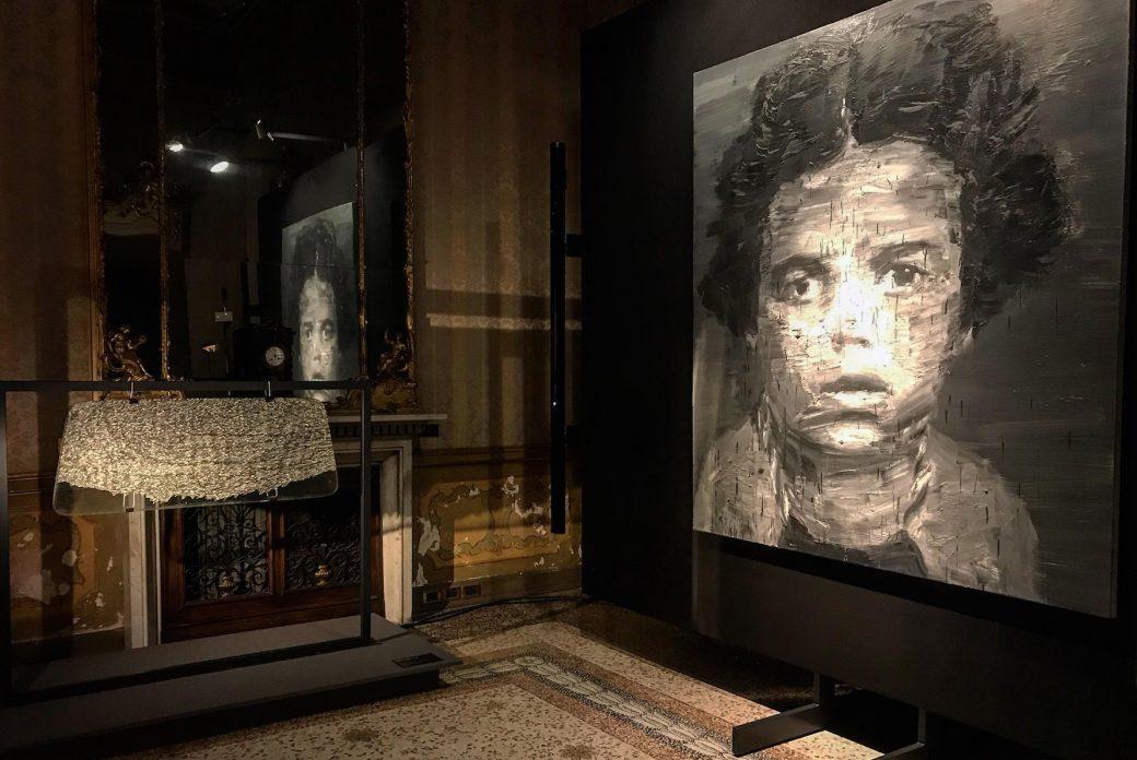Yan Pei-Ming; Arte Liberata; Palazzo Litta, Milano