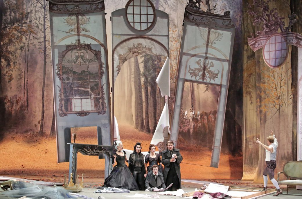 La Finta Giardiniera, Mozart, Teatro alla Scala, Frederic Wake-Walker, Diego Fasoli, Wolfgang Amadeus Mozart, Milano
