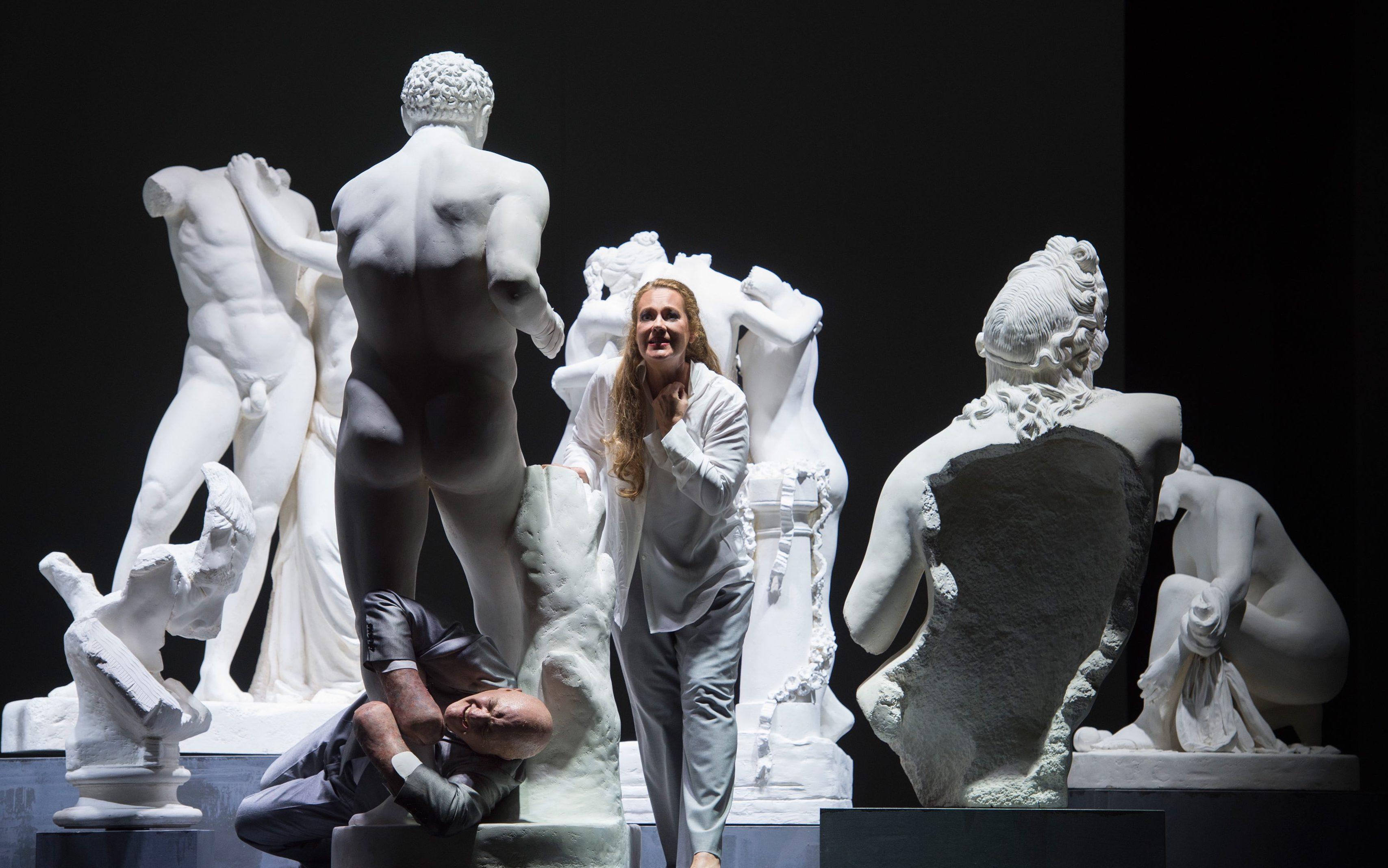 Oper Zürich, Die Gezeichneten, Zurigo, Opernhaus