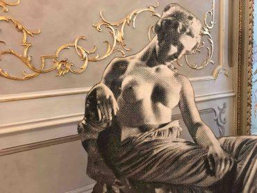 Giulio Paolini, del bello ideale, Milano, Fondazione Carriero, Paolini, bello ideale, mostra, arte povera