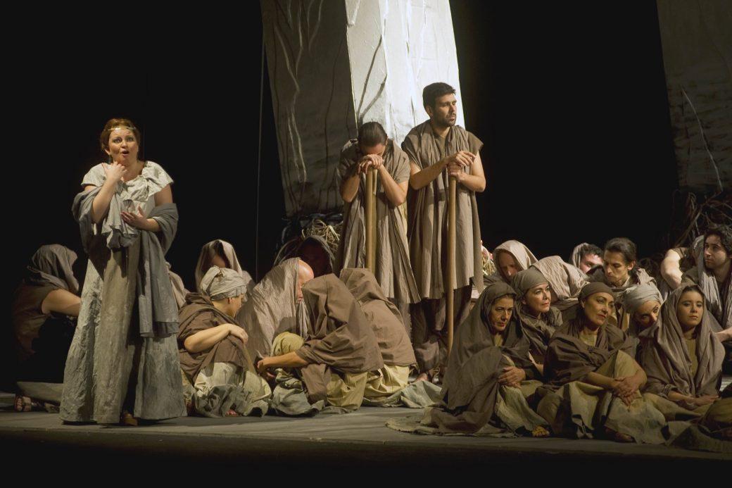 Mosè in Egitto, Teatro Coccia, Novara, Rossini,