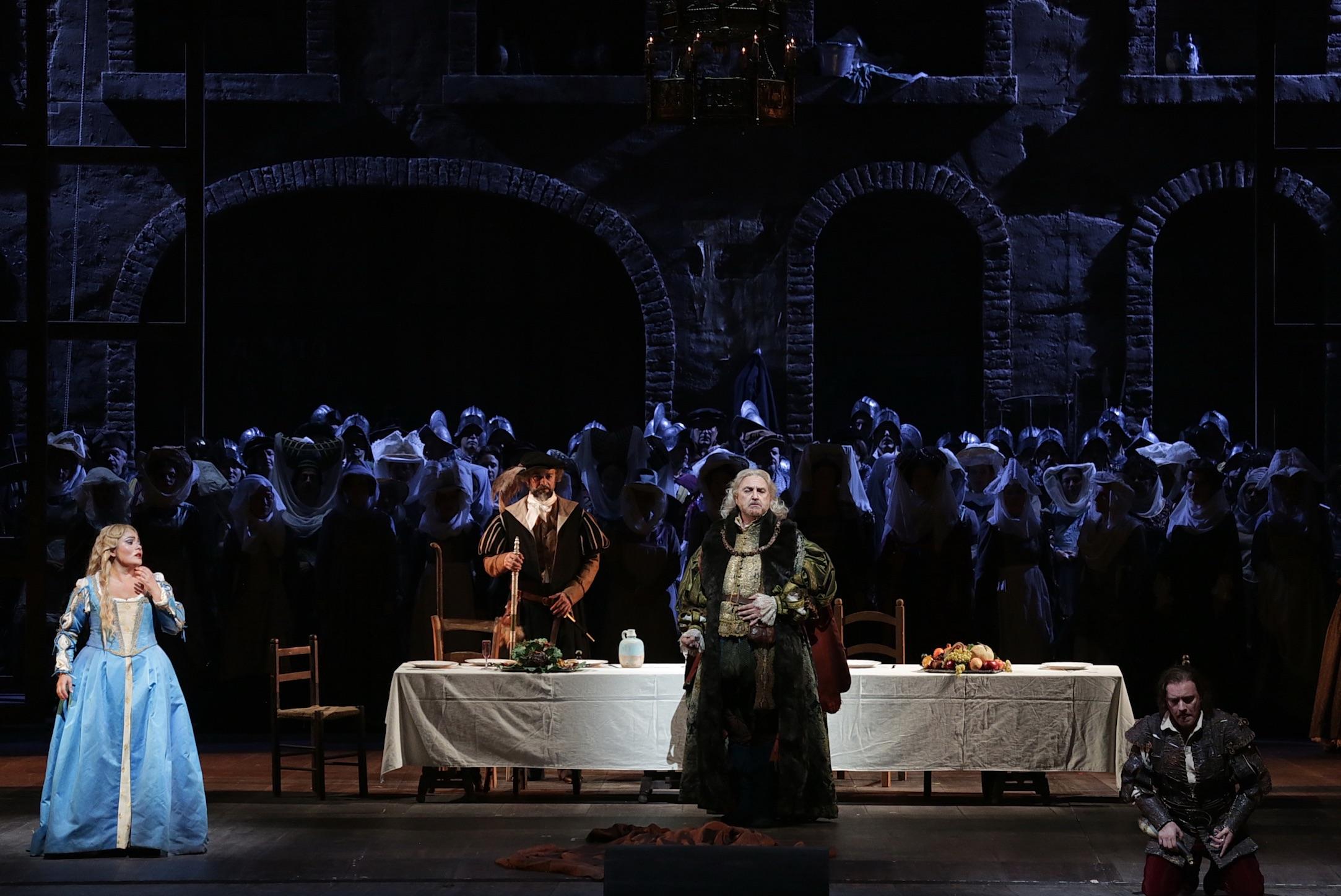 Ernani Scala, Ernani, Teatro alla Scala, Milano, Verdi, Giuseppe Verdi,