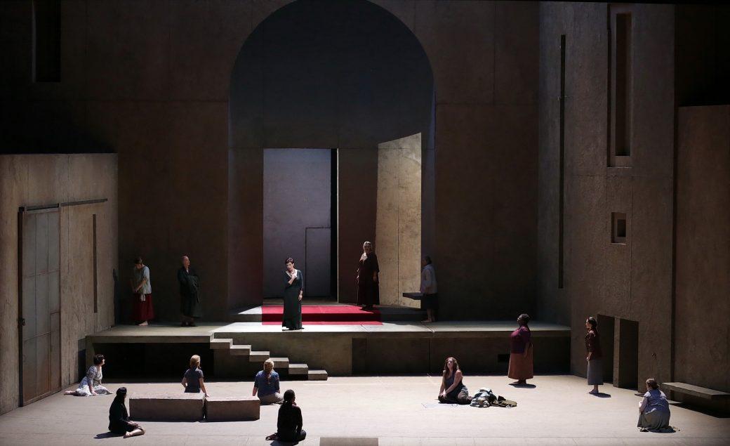 Elektra, Teatro alla Scala, Waltraud Meier, Patrice Chéreau