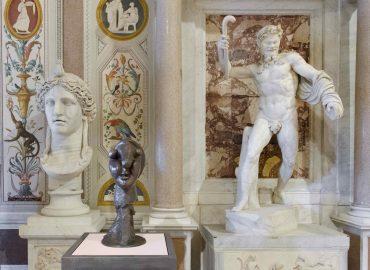 ©Succession Picasso by SIAE 2018; Picasso La Scultura, Roma; Galleria Borghese