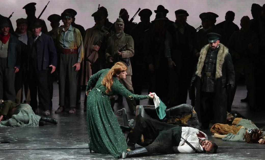 Attila, Teatro alla Scala, Riccardo Chailly, Giuseppe Verdi, Ildar Abdrazakov, George Petean, Saioa Hernandez, Fabio Sartori