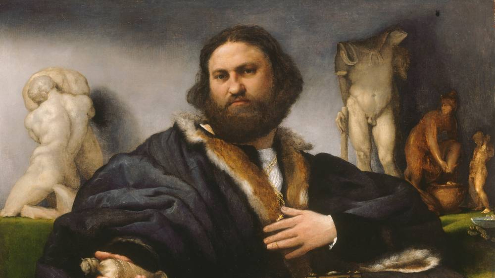 Lorenzo Lotto Portraits, National Gallery, London, Lotto, Andrea Odoni, Royal Collection, Lotto Portraits