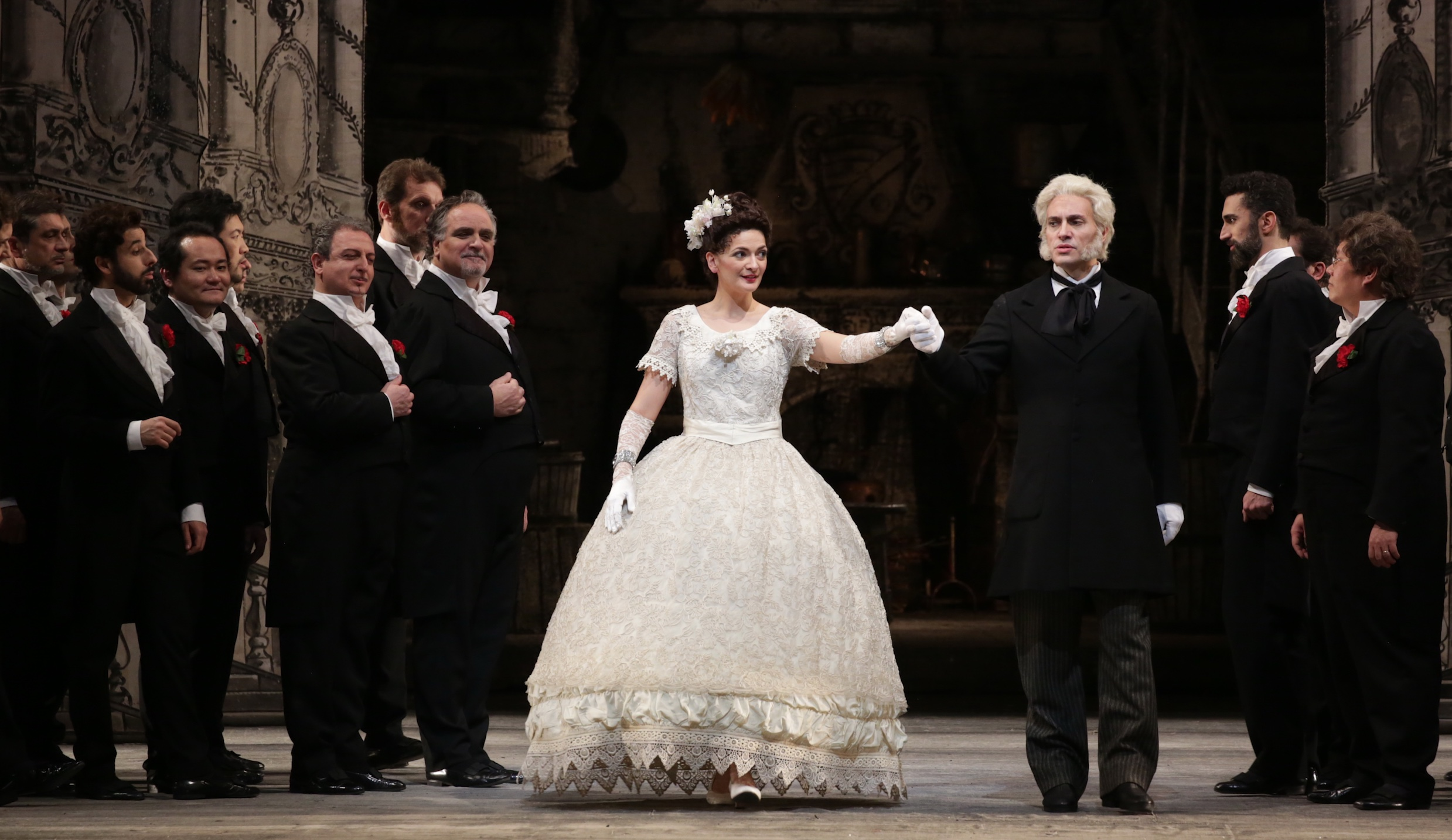 La Cenerentola; Ponnelle; Teatro alla Scala; Brescia & Amisano; Marianne Crebassa; Maxim Mironov; Nicola Alaimo
