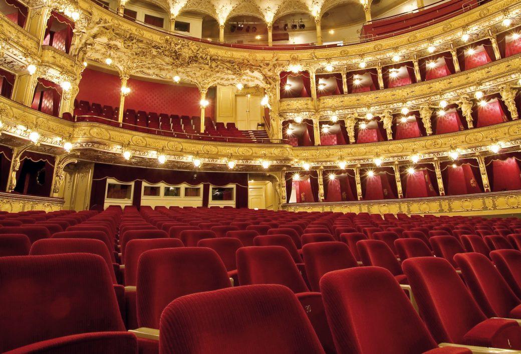 Opera Praga; Státní opera Praha; Národní divadlo; Teatro; Opera di Stato; Teatro Nazionale; Per Boye Hansen; Karl-Heinz Steffens