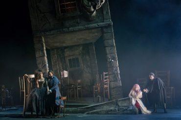 RigolettoTRT; Teatro Regio Torino; Rigoletto; John Turturro; Carlos Alvarez; Ruth Iniesta; Stefan Pop