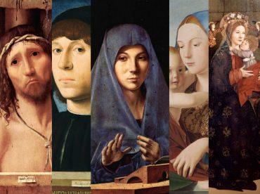 Mostra Antonello da Messina; Antonello da Messina; Palazzo Reale; Milano