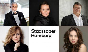 Placido Domingo; Ambrogio Maestri; Julia Lezhneva; Hanna-Elisabeth Müller; Kristine Opolais; Hamburg Staatsoper; Opera