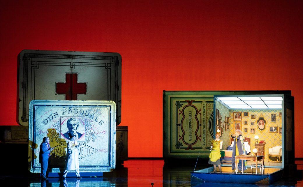 Agnese; AgneseTRT; Teatro Regio di Torino; Diego Fasolis; Markus Werba; Maria Rey-Joy; Edgardo Rocha; Leo Muscato