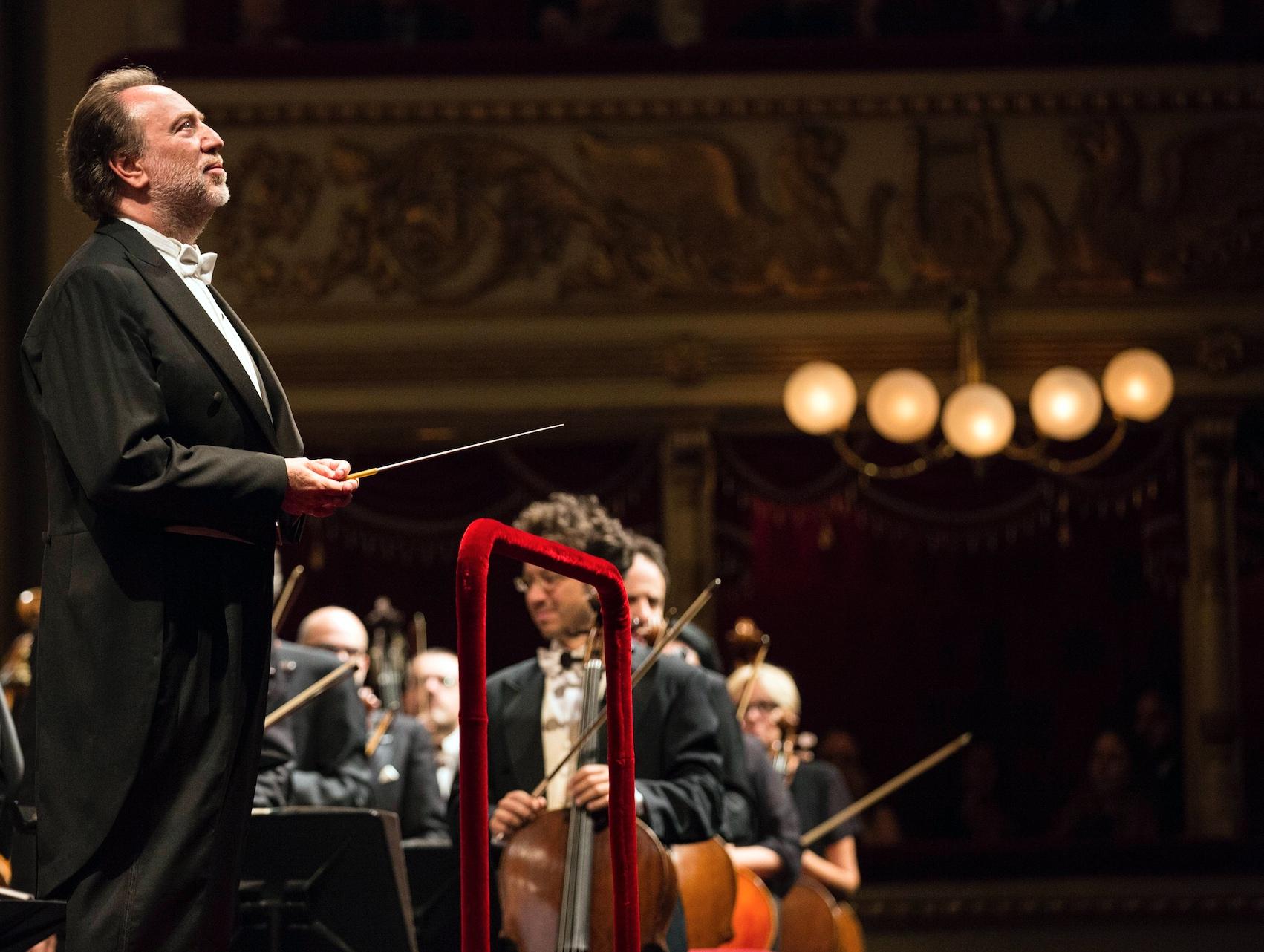 Riccardo Chailly; Filarmonica della Scala; Teatro alla Scala; Milano; Gustav Mahler; Sinfonia n.5