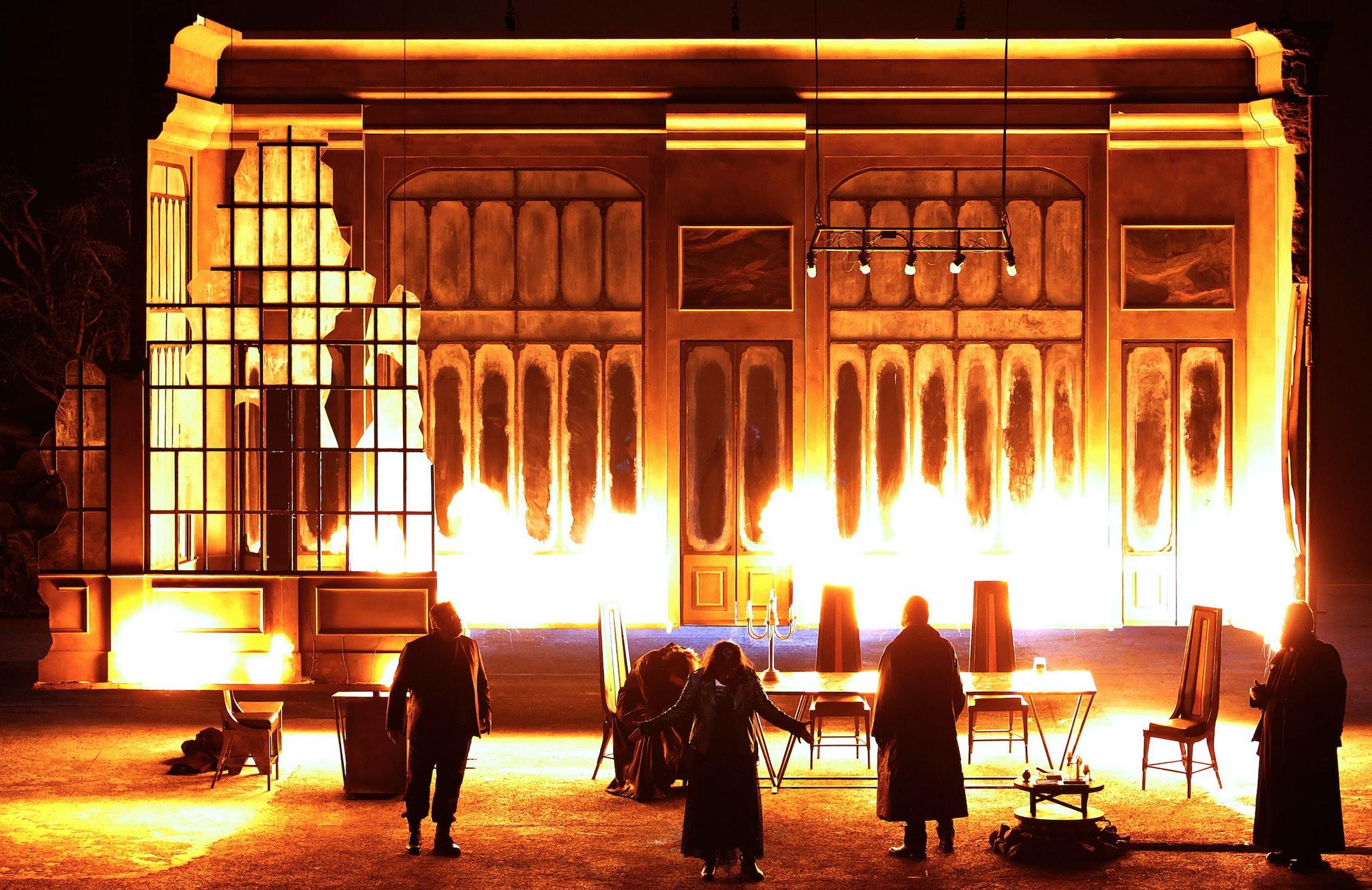 Chovanščina; Teatro alla Scala; Valery Gergiev; Musorgskij; Mario Martone; Milano; Opera