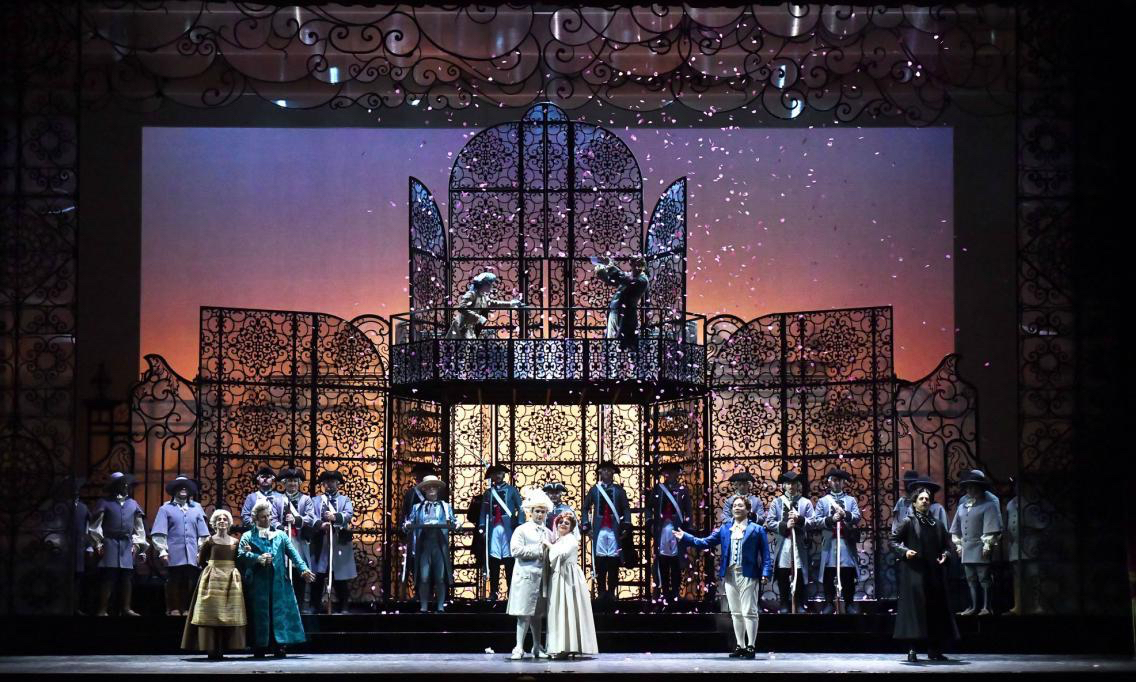 Teatro Regio di Parma; Il Barbiere di Siviglia; Rossini; Gioachino Rossini; Parma;