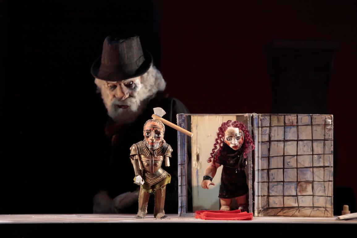 Menelao; Davide Carnevali; Arena del Sole; Bologna; Teatrino Giullare; Teatro