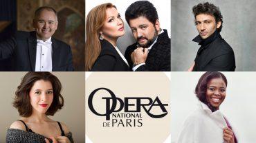 Onp1920; Parigi; Javier Camarena, Anna Netrebko; Yusif Eyvazov; Lisette Oropesa; Jonas Kaufmann; Pretty Yende