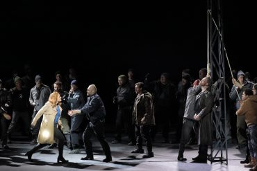 BSOFanciulla; Fanciulla de West; Bayerische Staatsoper; Monaco di Baviera; Anja Kampe; Puccini; Brandon Jovanovich