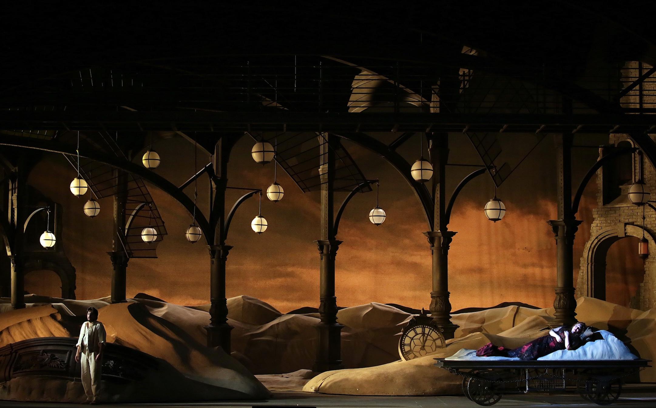 Manon Lescaut Scala; Manon Lescaut; Puccini; Chailly; Teatro alla Scala; Milano; Opera; Lirica; Maria José Siri; Riccardo Chailly