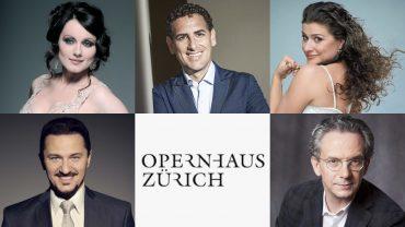 Opernhaus Zurigo; Opernhaus1920; Opernhaus Zurich; Juan Diego Florez; Cecilia Bartoli; Piotr Beczala; Fabio Luisi