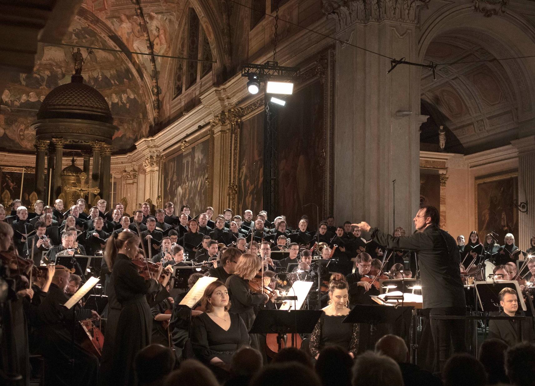 Requiem, Verdi; Currentzis; Teodor Currentzis; Giuseppe Verdi; Basilica di San Marco; Musicaeterna; Silvia Lelli; società del quartetto