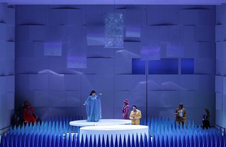 Ariadne auf Naxos; Strauss; Wake-Walker; Teatro alla Scala; Milano; Opera; Alexander Pereira
