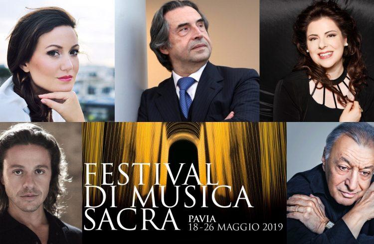 Festival Musica Sacra di Pavia 2019