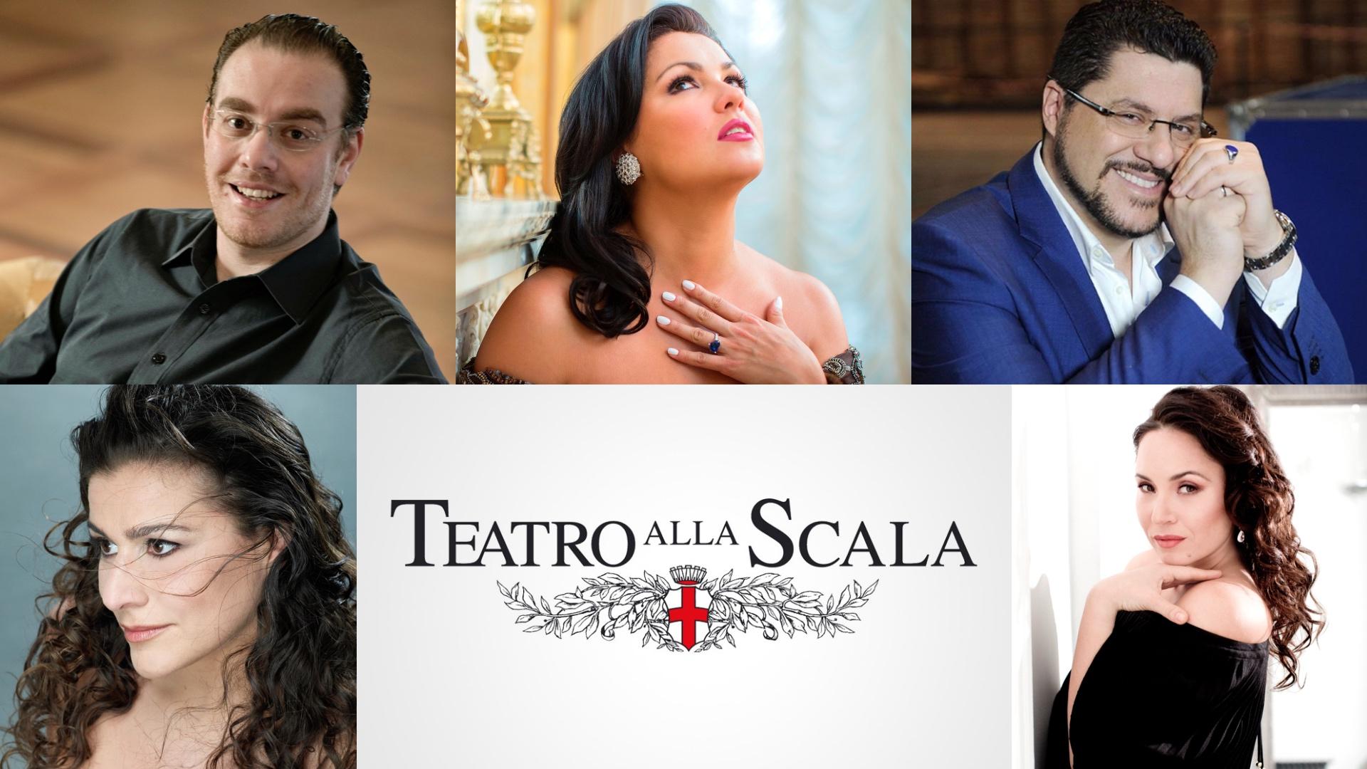 Teatro alla Scala; Milano; Stagione 19/20; Francesco Mieli, Anna Netrebko; Luca Salsi; Cecilia Bartoli; Sonya Yoncheva; Scala1920; Opera; Riccardo Chailly; Davide Livermore
