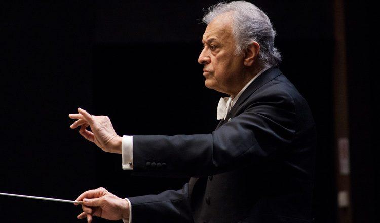 Zubin Mehta; Anton Bruckner; Ottava Sinfonia; Filarmonica della Scala; Milano