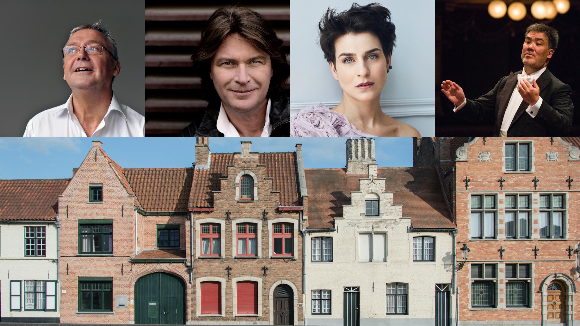 Bruges la morta; die Tote Stadt; Korngold; Teatro alla Scala; Visit Flanders; Fiandre; Milano; Bruges