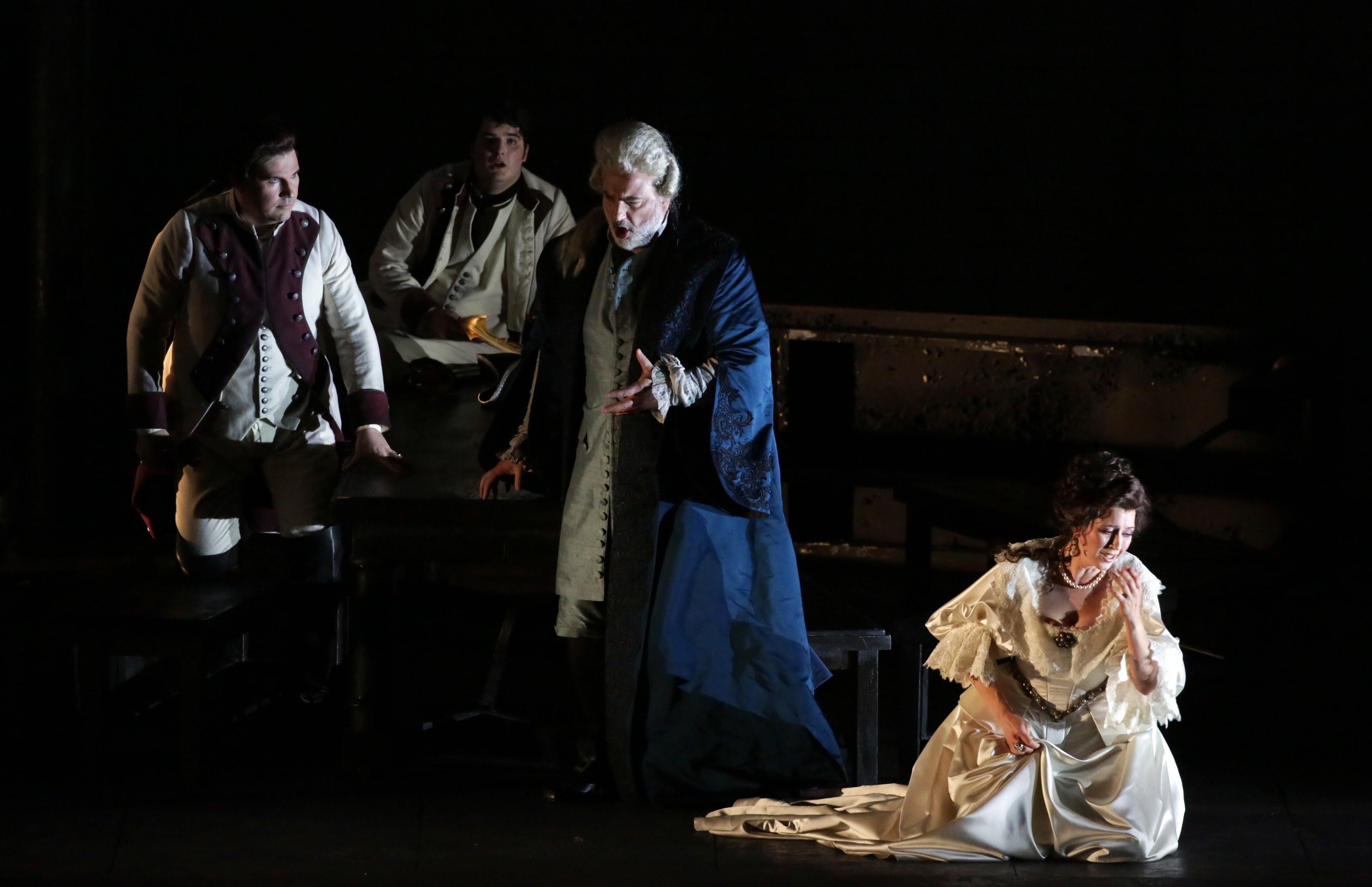 I Masnadieri; Giuseppe Verdi; Michele Mariotti; David McVicar; Opera; Lirica; Teatro alla Scala; Lisette Oropesa; Michele Pertusi