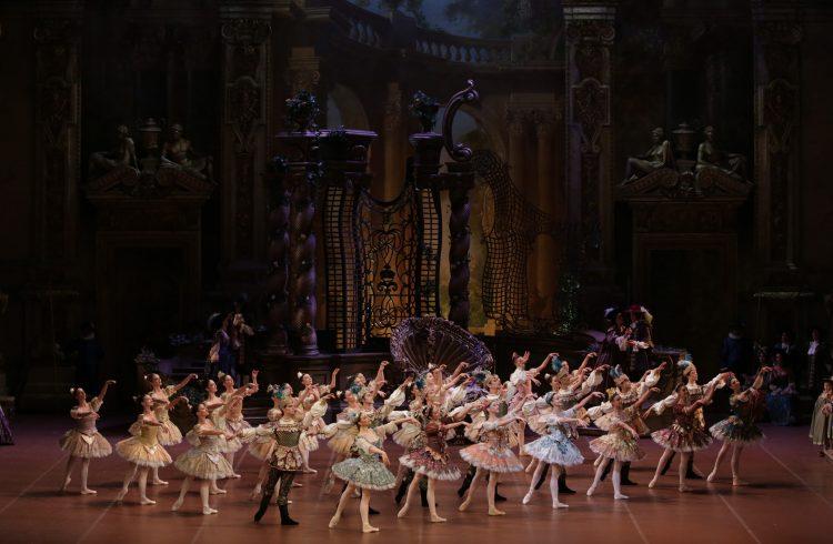 Teatro alla Scala; La bella addormentata nel bosco; Milano; Nicoletta Manni; Pëtr Il'ič Čajkovskij; Claudio Coviello; Virna Toppi; Nureyev