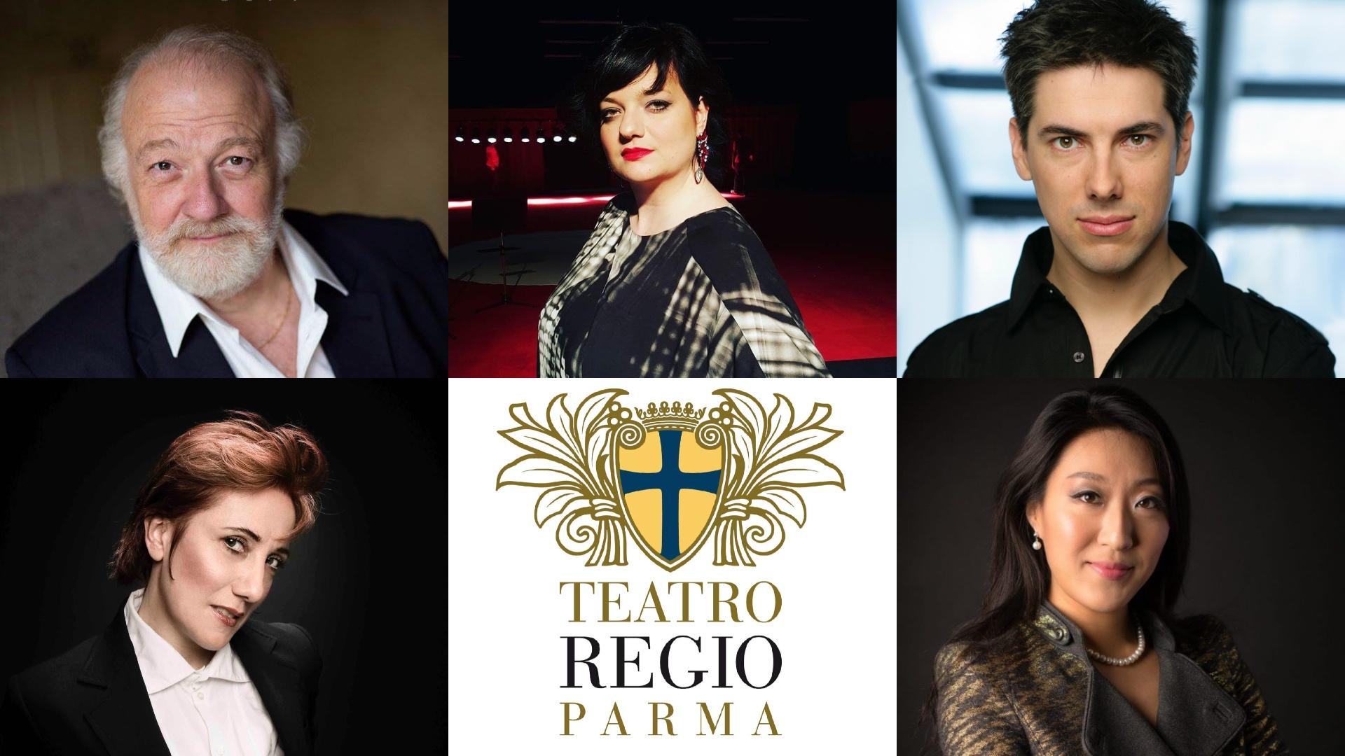Teatro Regio Parma 2020