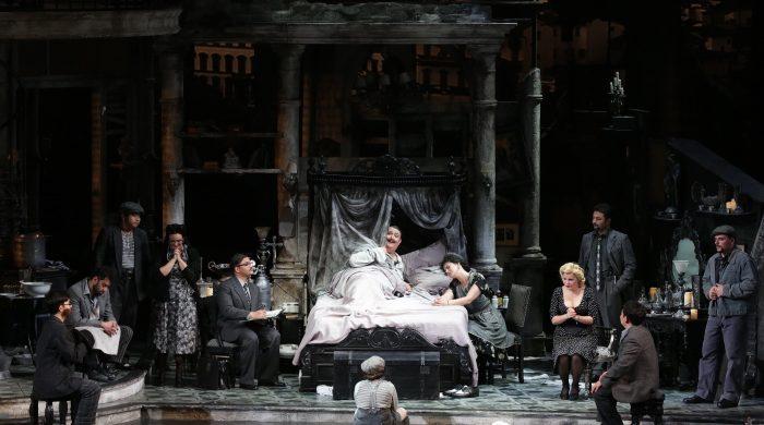 Progetto Accademia - Gianni Schicchi di Giacomo Puccini - Regia di Woody Allen