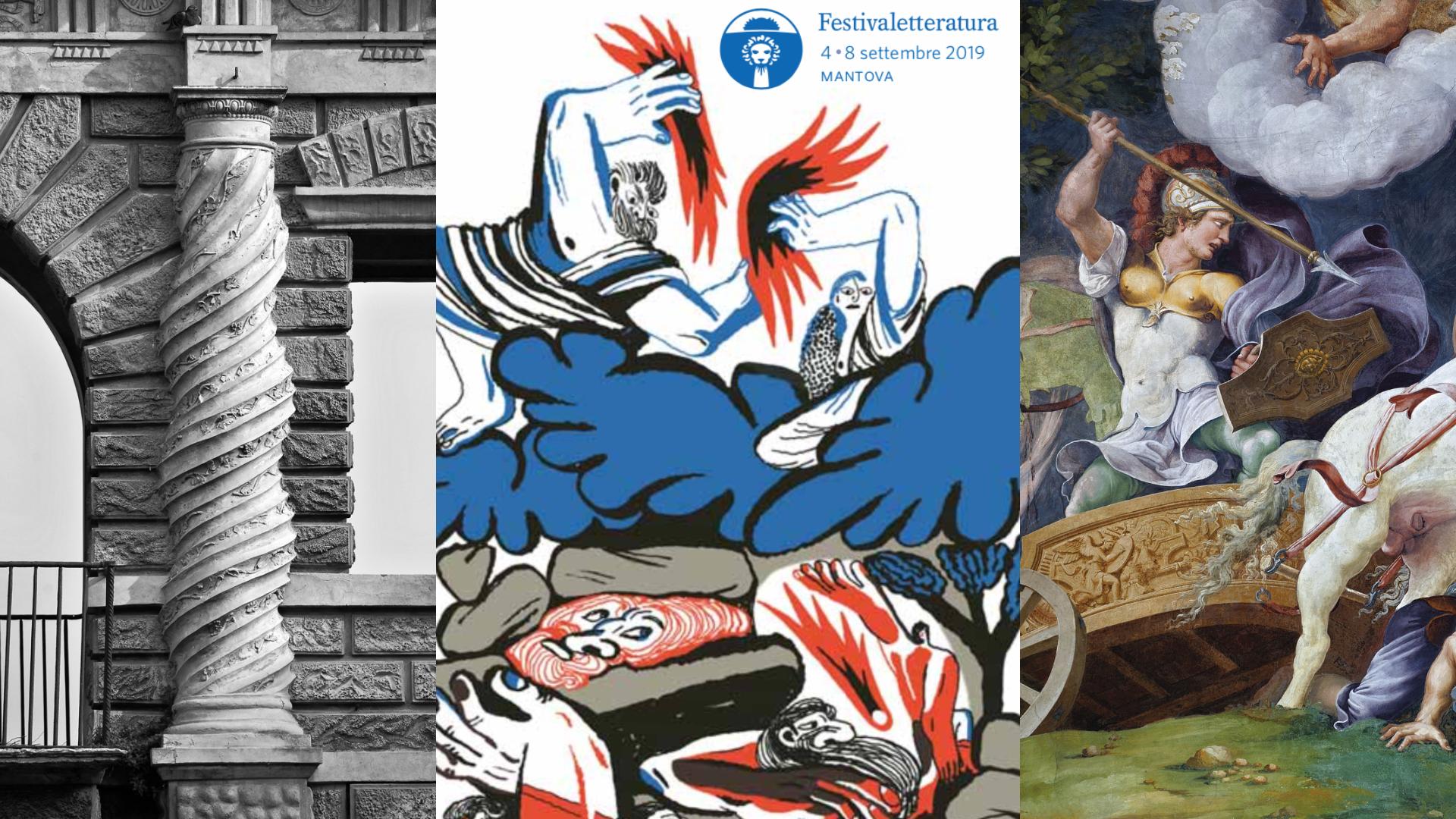 Mantova; Giulio Romano; Festival della Letteratura