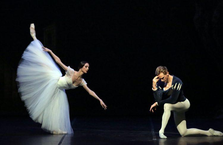 Giselle; Teatro alla Scala
