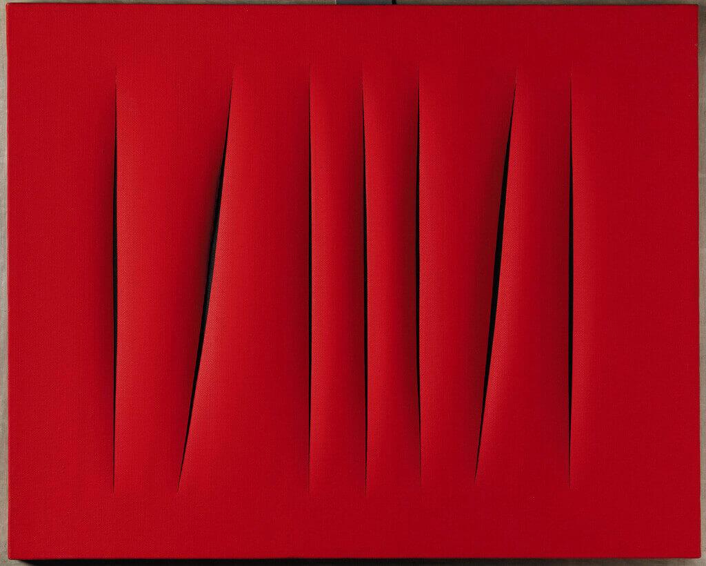 Lucio Fontana - Guggenheim